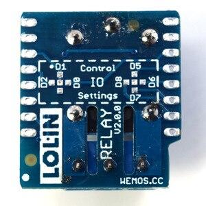 Image 2 - Relais Schild V2.0.0 für LOLIN (WEMOS) D1 mini