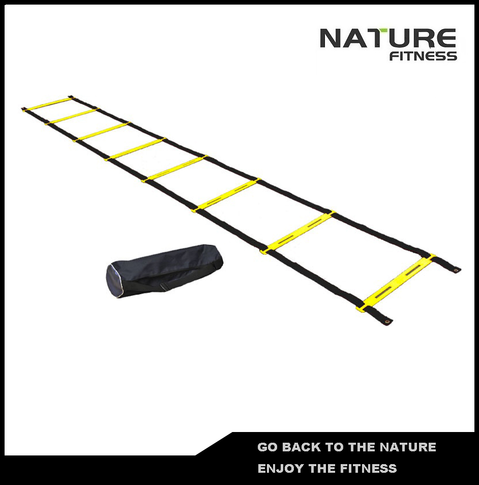 ФОТО 8 Metres Agility Speed Ladder  with Carry Bag