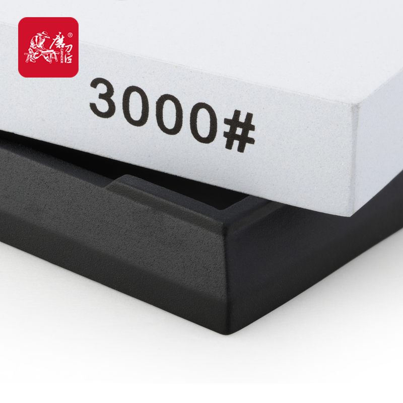 TAIDEA 3000 Grit font b Knife b font Sharpener Corundum Whetstone Sharpening Stone Professional font b