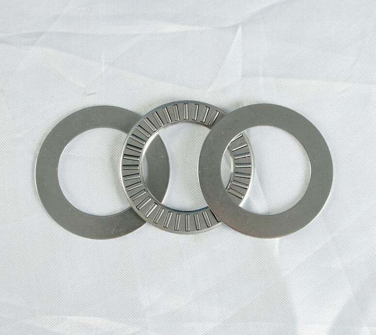 Thrust needle roller bearing with two washers NTA6074+2TRC6074 Size is 95.25*117.48* ( 3.175+2*0.8 ) mm rna4913 heavy duty needle roller bearing entity needle bearing without inner ring 4644913 size 72 90 25
