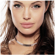 Necklace for women short chain star fishbone chain necklace gift fashion necklace drop shopping N11 characteristic fishbone pattern body chain for women
