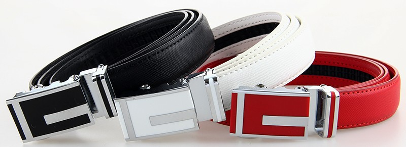 High Quality Genuine Leather Belt for Women Cowhide Belt Woman Fashion Women Belts with Automatic Buckle Gift for Big Size Belt 2