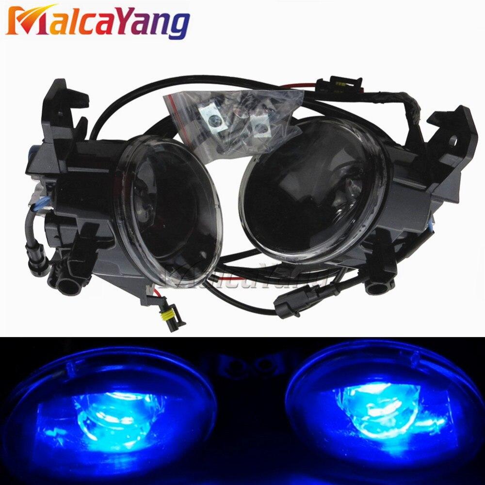 aftermarket Punto Evo 2009-2012 Black Front Headlight Headlamp Pair Left /& Right