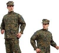 Kryptek mandrake noir, typhon, nomade camouflage militaire tactique ACU, Airsoft combat uniforme chemises + pantalon