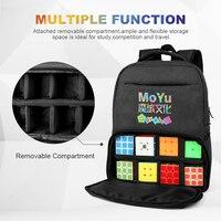 New Moyu Backpack Bag Professional bag For Neo Cube Puzzle 2x2 3x3x3 4x4 5x5 6x6 7x7 8x8 9x9 10x10 ALL Toys Games Travel Bag