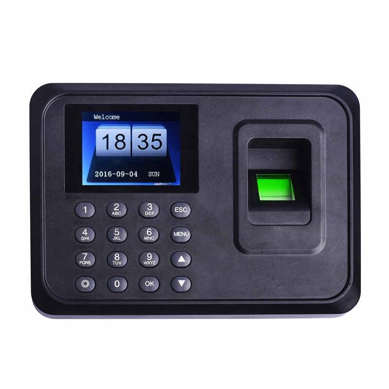 2.8 inch TFT Colour Screen Fingerprint/Password Door  Access Control System 2.8 inch TFT Colour Screen Fingerprint/Password Door  Access Control System