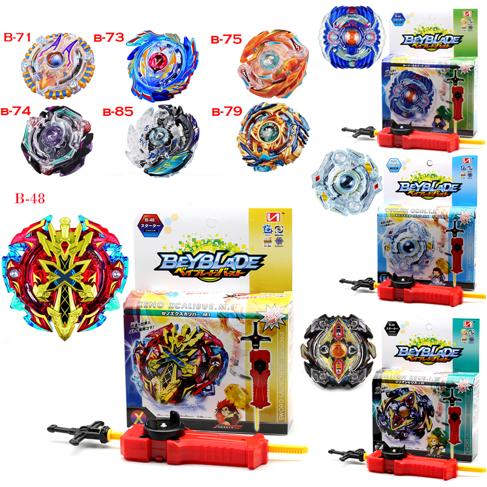 chaude beyblade burst jouets ar ne vente beyblades toupie beyblade metal fusion avec lanceur. Black Bedroom Furniture Sets. Home Design Ideas