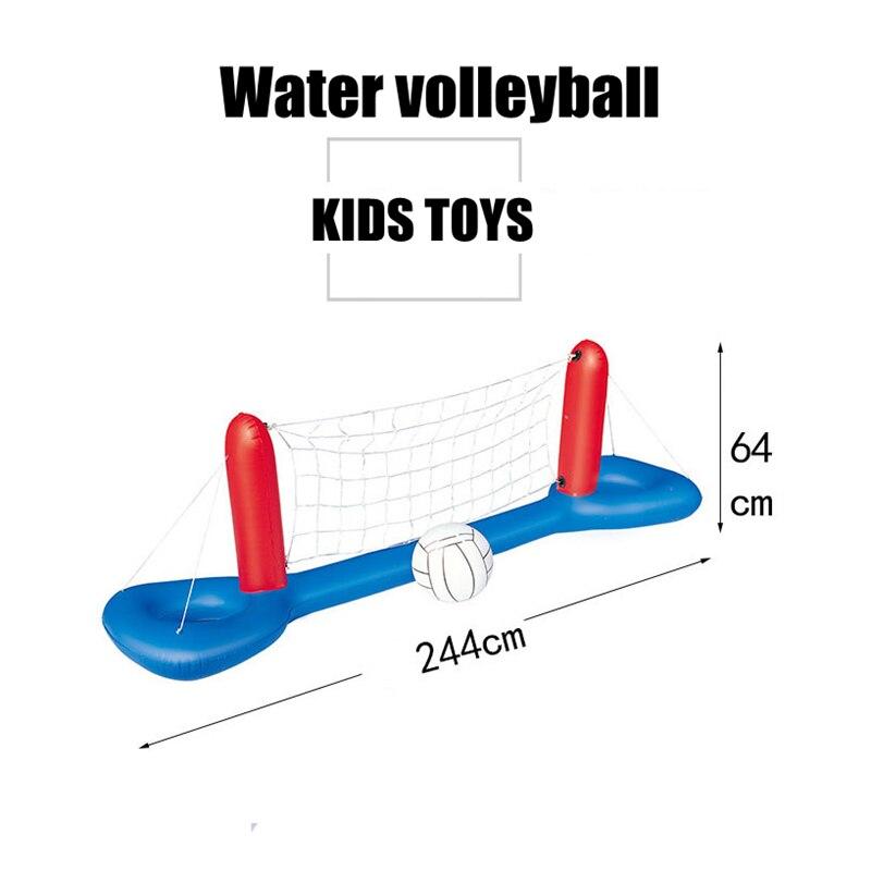 Unisexe Chaude Volley-Ball de L'eau Accessoires De Piscine Gonflable Flotteur Air Matelas D'eau Jeu Jouer jouets pour enfant Boule De Plaisir De L'eau - 2