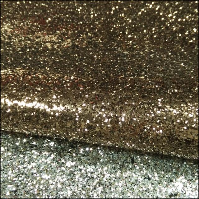 50 Meter pro rolle) 3D gold und splitter tapete chunky tapete ...