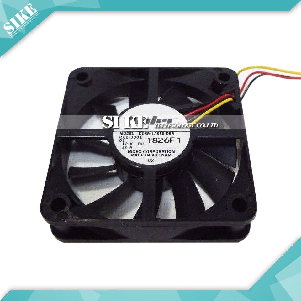 ФОТО Cooling Fan For HP LaserJet CP5525 CP5225 CP 5525 5225 RK2-3301 Fan Radiator