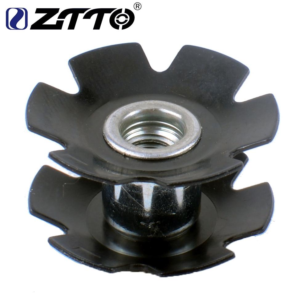"""Wheels Manufacturing STARNUT-1 Starnut for 1/"""" Steerer Tube NEW"""