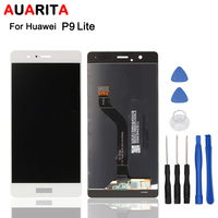 For Huawei P9 Lite LCD Display Touch Screen 100 New Screen Digitizer Assembly Replacement For Huawei