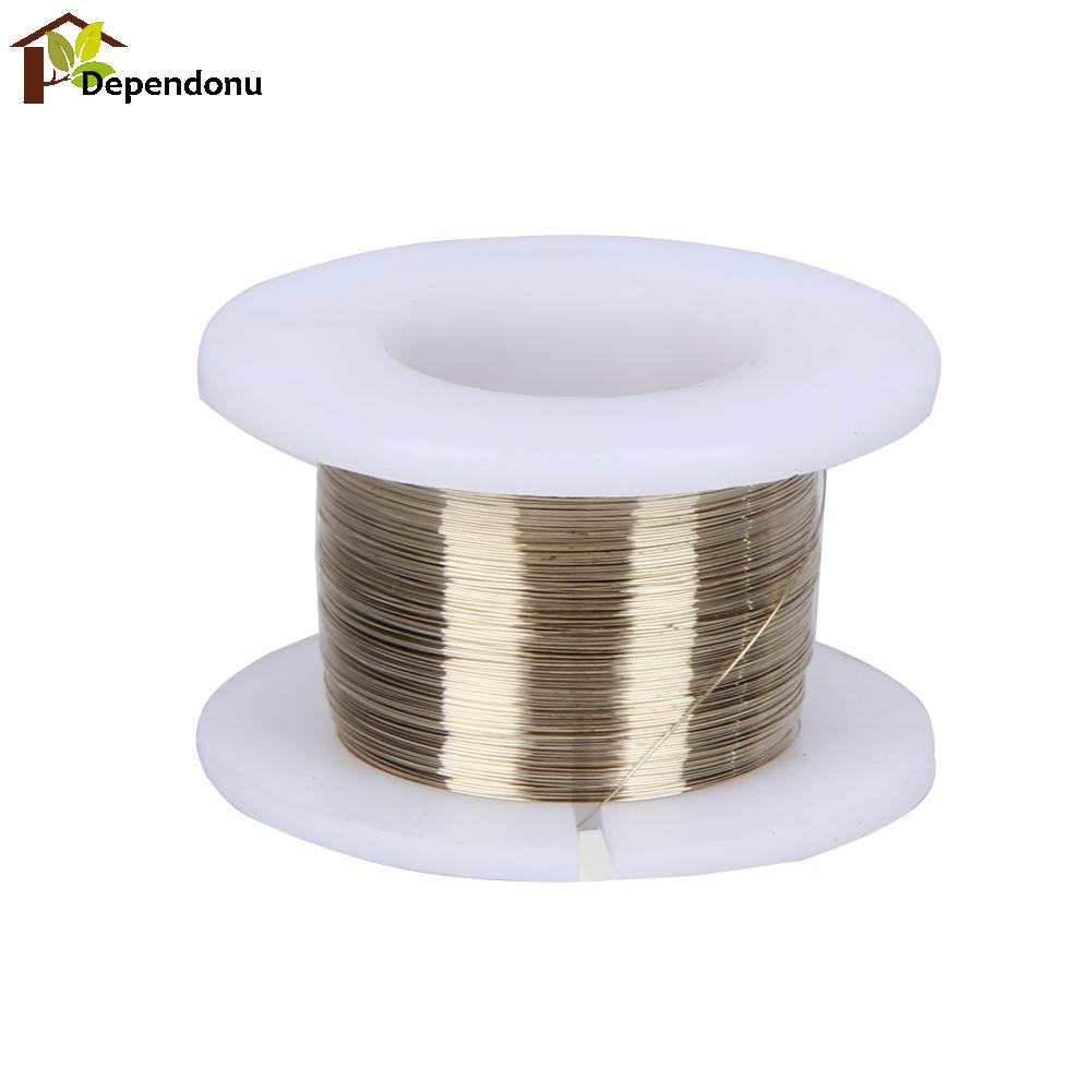 100M 0.10mm Cutting Wire Line Splitter LCD Screen Gold Molybdenum Wire Of Separation Line For IPhone Cellphones