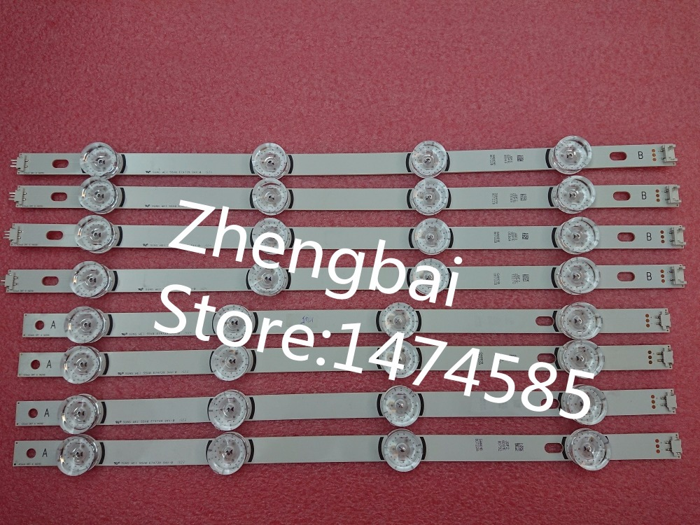 100%authentic New eight Pcs 42Inch Drt Led Backlight For Lc420Due Lg Innotek Drt 3.0 42 Inch A B Sort 6916L 1709B 1710B 1957E 1956E