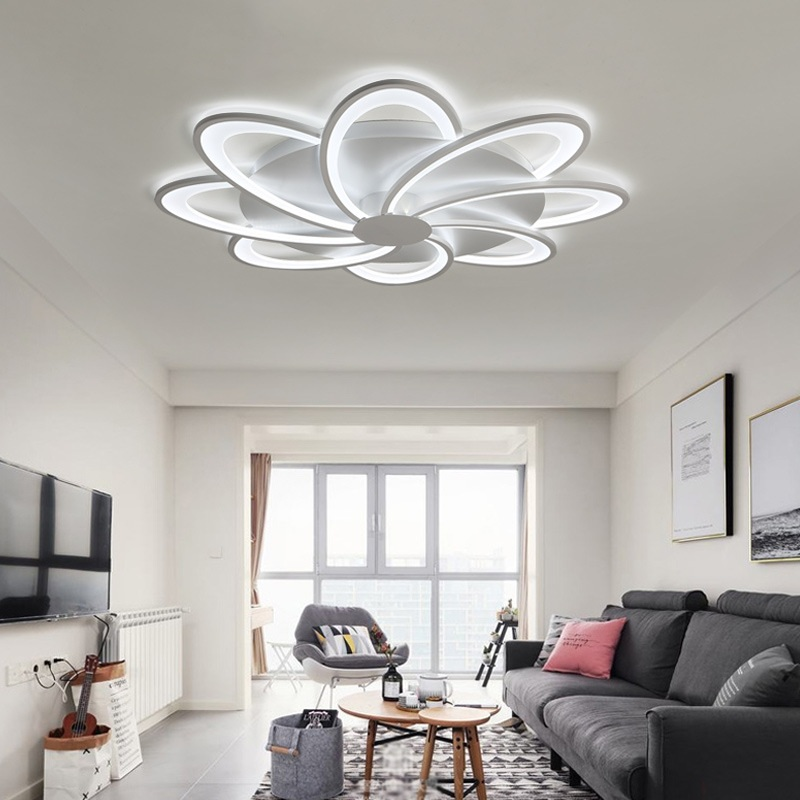 Creative Hardware Acrylic LEDCeiling lamp Living Room Bedroom Study Room Aisle Ceiling Lights Office lighting|Ceiling Lights| |  - title=