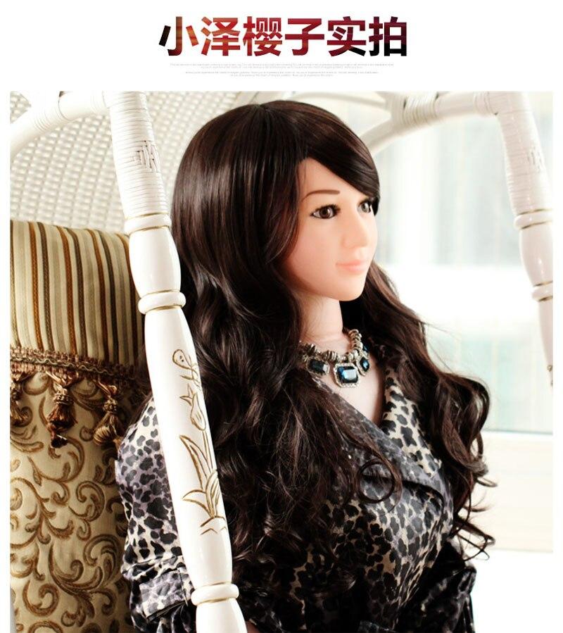 Free shipping Lifelike Silicone font b Sex b font font b Dolls b font Skeleton Japanese