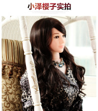 Free shipping Lifelike Silicone Sex Dolls Skeleton Japanese Love Doll Artificial Girl for Sex Realistic Vagina Anal Doll