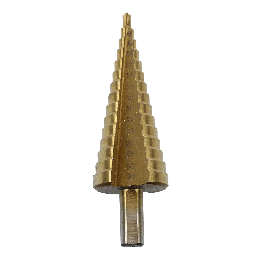 Set of 3 Drills Cutters Floors Conical HSS steel thgs set of 3 drills cutters floors conical hss steel