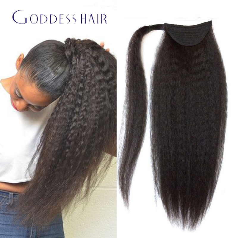 Natural Hair  Ponytails