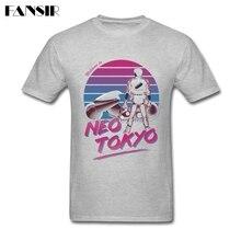 Welcome To Neo Tokyo Men T Shirt Akira Shotaro Kaneda Motorcycle  T-Shirts