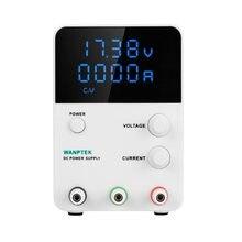 Wanptek – alimentation cc réglable 220V 0-60V 0-10A, Variable régulée, module d'alimentation, Source d'alimentation de commutation de laboratoire