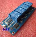 MICRO USB 5 В 4-канальный Релейный Модуль USB Модуль Реле Управления последовательный порт
