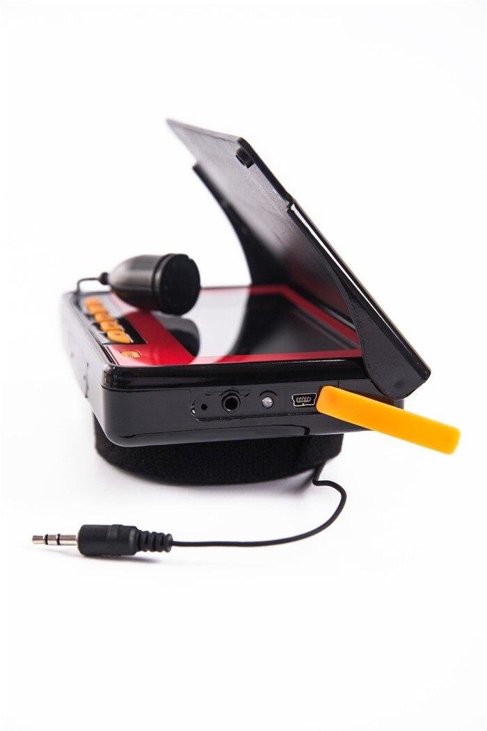 20 м кабель 1000tvl оборудование для подводной рыбалки видео камеры 4,3 дюйма монитор