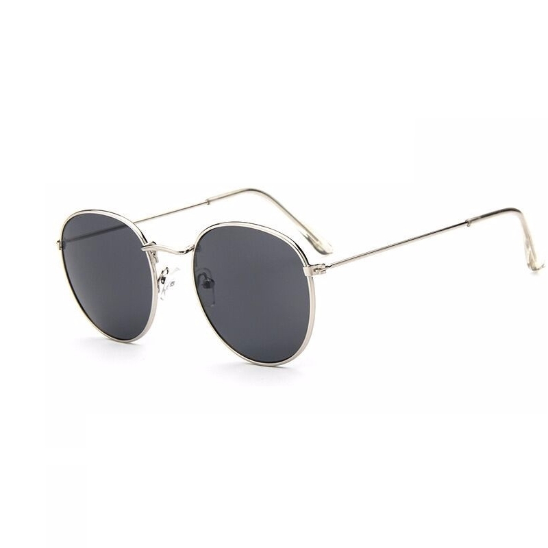2017 Sun Glasses for Women Round Brand Designer Men ...