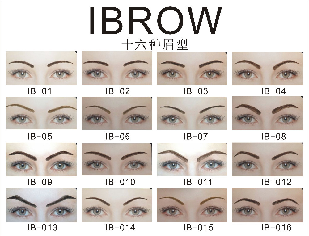 Top Real Semillas For Hair Products Wigking False Fake Eyebrows