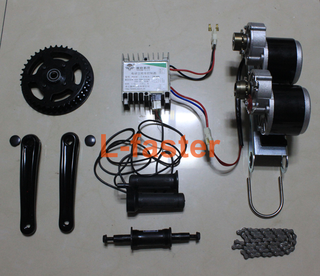 Buy 48v 900w Electric Brushed Motor Mid