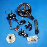 Shimano Ultegra R8000 50-34/52-36/53-39 T 170/172. 5/175 MM 2*11 22 vitesses vélo de route groupe de vélo pièces de vélo