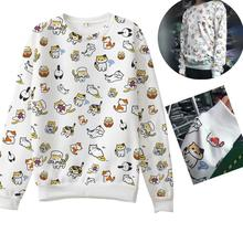 Neko Atsume Cute Cat Sweatshirt