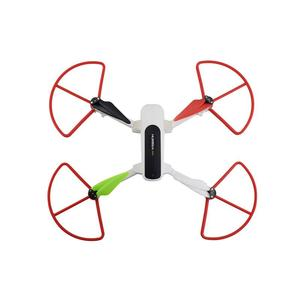 Image 1 - LeadingStar 4 pièces couvercle de dégagement rapide pour Hubsan Zino H117S quadrirotor accessoire anneau de Protection de Drone à distance