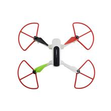 LeadingStar 4PCS שחרור מהיר כיסוי עבור Hubsan זינו H117S Quadcopter אבזר מרחוק Drone הגנת טבעת