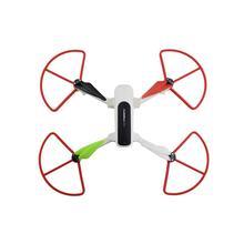 Leadingstar 4 pçs liberação rápida capa para hubsan zino h117s quadcopter acessório zangão remoto anel de proteção
