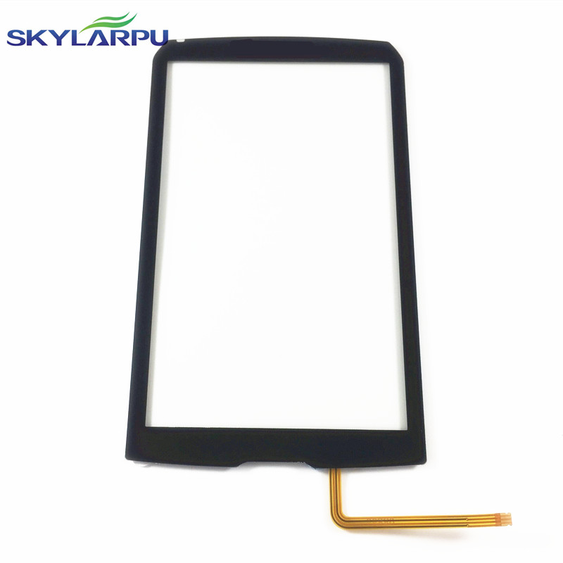 skylarpu New 4 inch Touchscreen for Intermec CN51 barcode scanner Touch Screen Digitizer Glass Sensors panel Replacement wholesale new 4 0 inch touchscreen for garmin montana 610 610t touch screen digitizer glass sensors panel repair replacement