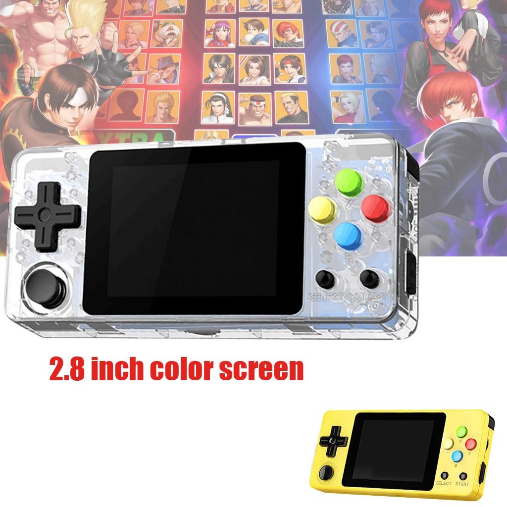 Nouvelle version LDK jeu 2.6 pouces écran Mini Console de jeu portable nostalgique enfants rétro jeu Mini famille TV Consoles vidéo 620