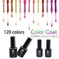 120 Colors Gel Nail Polish UV Gel Polish Long-lasting Soak-off LED UV Gel Color Hot Nail Gel 8ml/Pcs Nail Art Tools 01-30