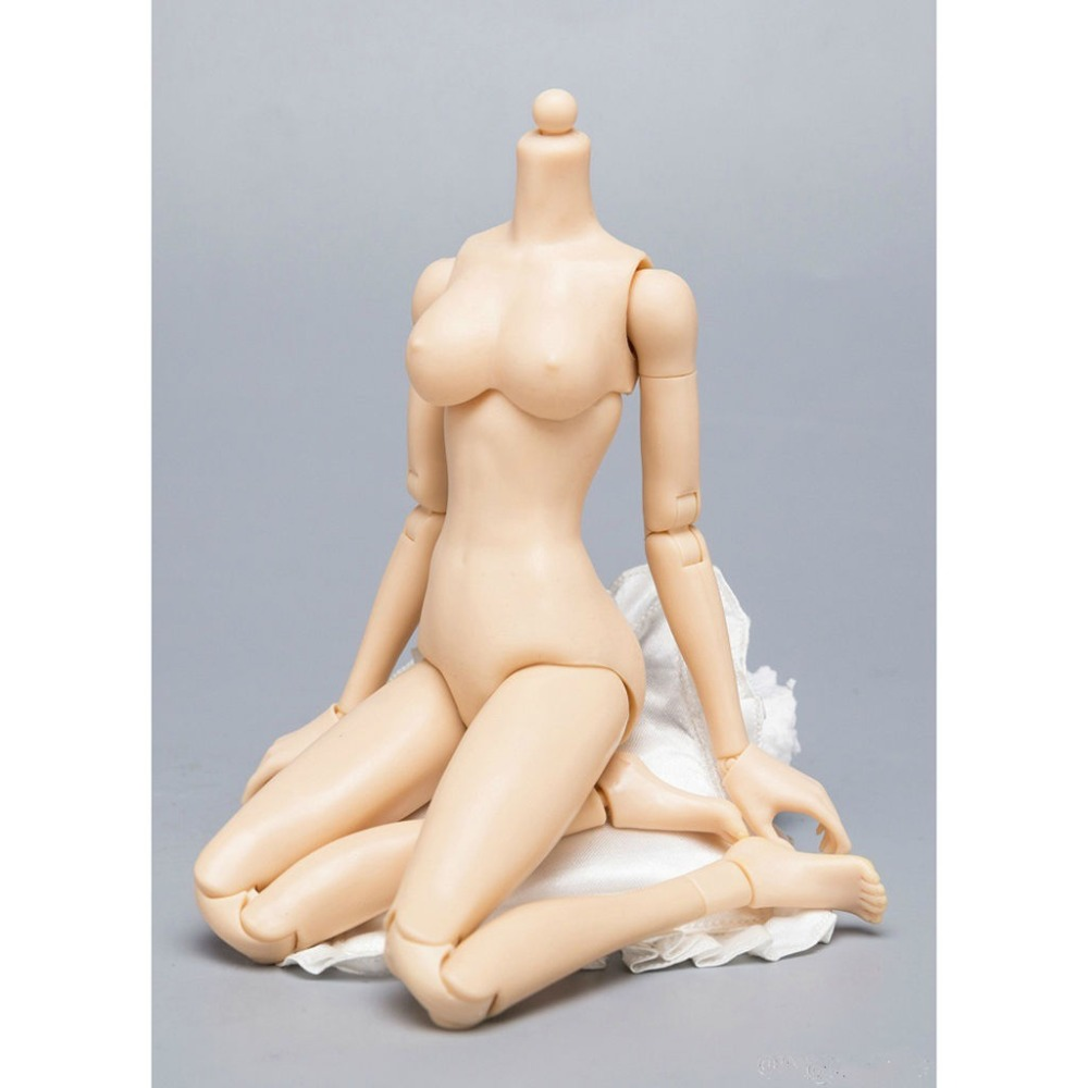 [wamami] 1/6 Scale Thin and small Female fish Seated Female Action Figure body[wamami] 1/6 Scale Thin and small Female fish Seated Female Action Figure body