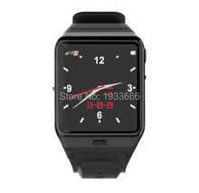 Safe elder GPS positioning smart watch phone GL08 with pedometer, GSM phone call, sleep tracking, support IOS and android phone
