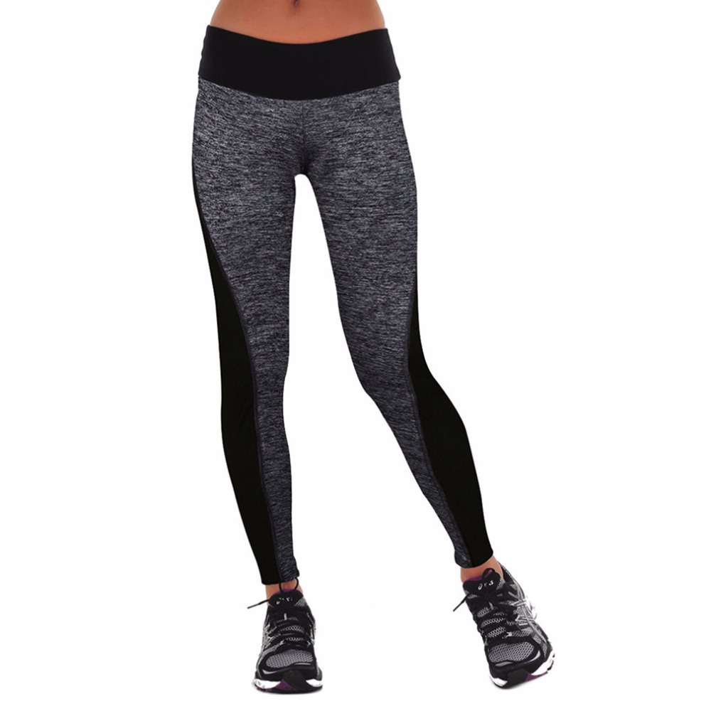 Trend Elastic Naisten Slimming Pants Tight Leggingsit Keski - Urheiluvaatteet ja -tarvikkeet - Valokuva 1