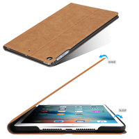 protective pu leather Deerskin Grain Tablets Case For iPad 9.7 2017 2018 PU Leather Smart Protective Cover Tablet Case For iPad 2018 Case iPad 9.7Case (5)