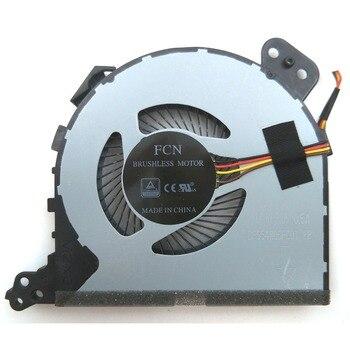 Новый вентилятор для ноутбука Lenovo IdeaPad 320-15IKB 320-15ISK 320-17IKB 320-17ISK Вентилятор охлаждения процессора