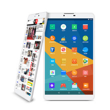 "En Stock 8 ""ips pantalla android 5.1mtk8735 64bit quad core 16 gb 3g wcdma tablet pc con gps bluetooth teclast tableta del teléfono p80 4g"