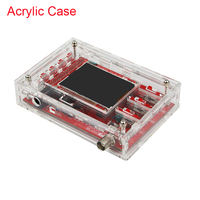 2017 DSO138 2.4 inch TFT Oscilloscoop Acryl Case Box Cover Shell voor DSO138 Oscilloscoop Bescherming