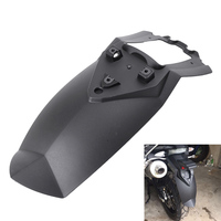 Motorcycle Rear Fender Mudguard Protector Mud Guard For BMW F800GS ADV F700GS F650GS 2008 2017