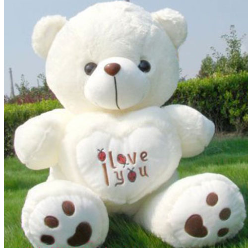 NEW Giant Plush Cute Teddy Bear Soft Gift For Valentine Day Birthday  Christmas 50cm/19