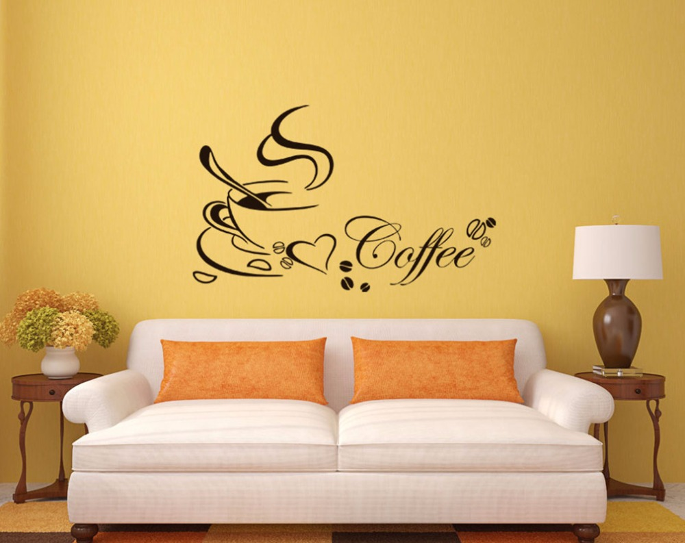 Amazing Cafe Wall Decoration Ideas Adornment - Wall Art Collections ...