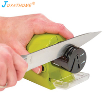 Joyathome Professional Electric Knife Sharpener Diamond Tungsten Steel Carbide Rotate Knife Sharpening Kitchen Tools maxman professional electric knife