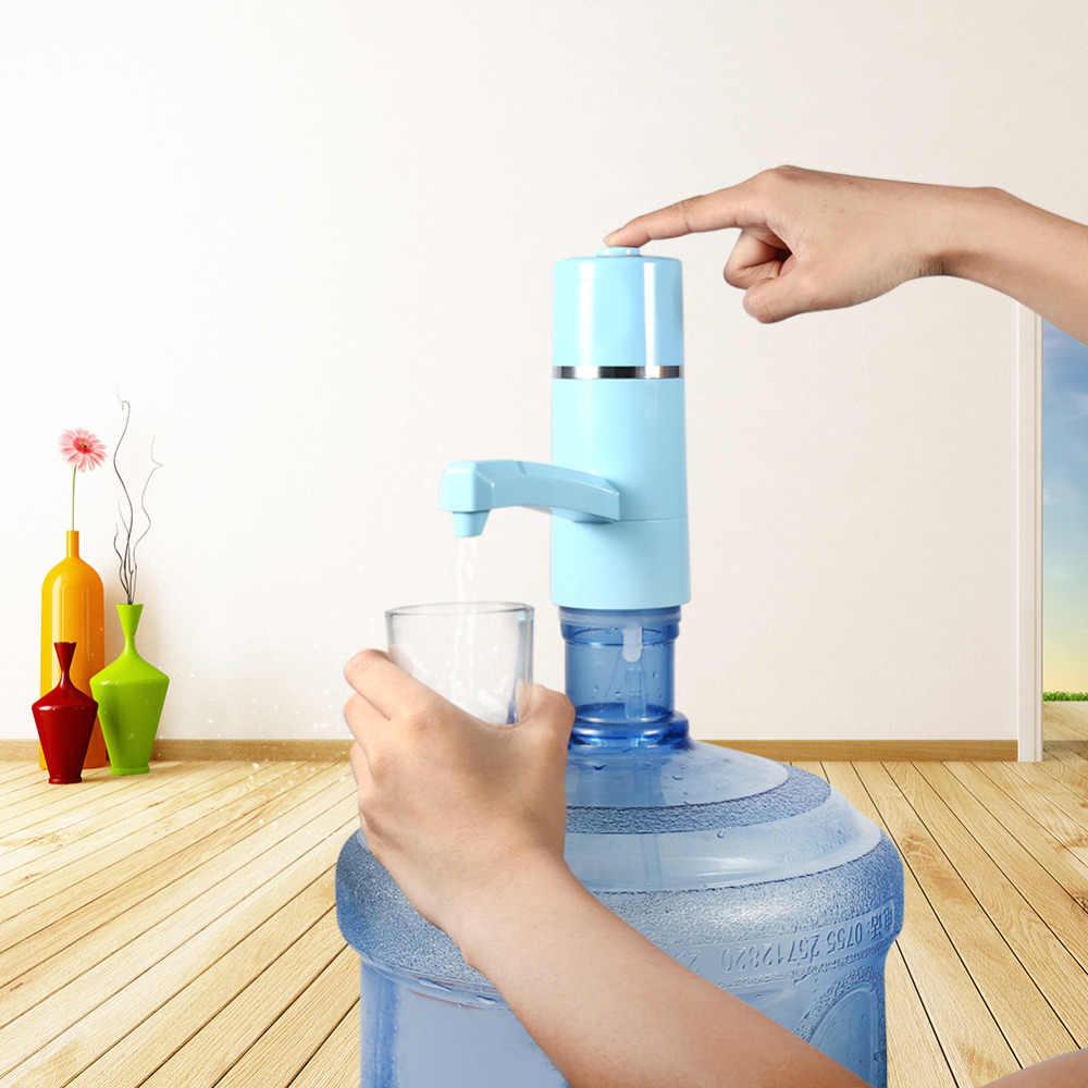 Электрический для бутылки с водой дозатор насоса с перезаряжаемой батареей питьевой бутылки всасывающий блок дозатор напитков su sebili